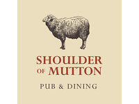 Part Time Head Chef required 2 nights per week for busy food led village pub