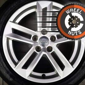 "17"" Genuine Audi A4 alloy spare wheel excel cond Pirelli tyre."