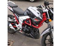 Lexmoto Venom Se 125cc