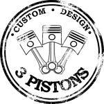 3 Pistons