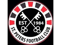St Peters Gold Football team 2010 looking for players.