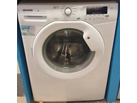 b707 white hoover 7kg 1600spin washing machine comes with warranty can be delivered