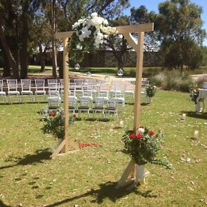 Arbor and pallet display board hire Southern River Gosnells Area Preview