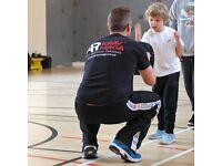 Kids self defence classes