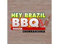Hey Brazil is looking for Assistant Manager - Waiters - Bartenders - Chefs - Kitchen Porters