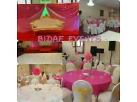 Event Decor and Venue styling-Wedding Planning & Co-Ordination - Love Sofa Hire -Chair cover Hire