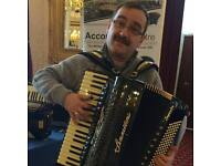 Lessons for: Piano-Accordion, Keyboard, Piano, Music Theory.. For all ages, beginners or advanced
