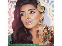 FAZ KHAN ASIAN BRIDAL HAIR & MAKEUP ARTIST