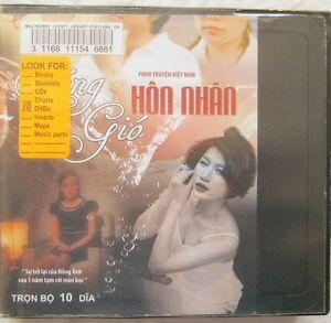 Song Gio Hon Nhan - Phim Viet Nam Tron Bo 10 DVDs