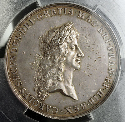 Click now to see the BUY IT NOW Price! 1667 GREAT BRITAIN CHARLES II. SILVER