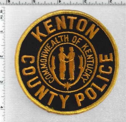 Kenton County Police (Kentucky) 3rd Issue Shoulder Patch