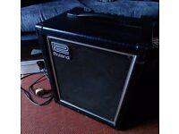 Vintage Roland Cube 60 bass amplifier