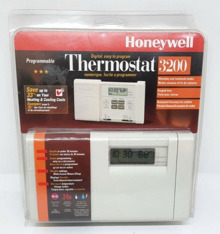 Honeywell digital programmable Thermostat 3200
