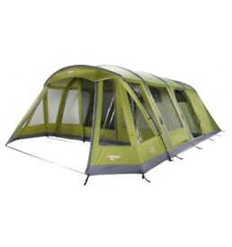 Vango Taiga 600 xl airbeam tent. 2017 model. As new condition.