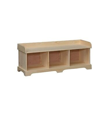 - AMISH SOLID PINE Unfinished - 51