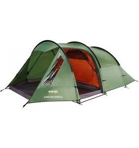 tesco four man single layer tent