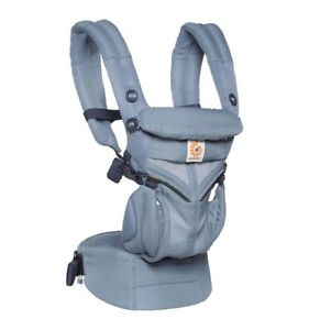 Ergobaby Omni 360 Carrier, Cool Air Mesh - Oxford Blue