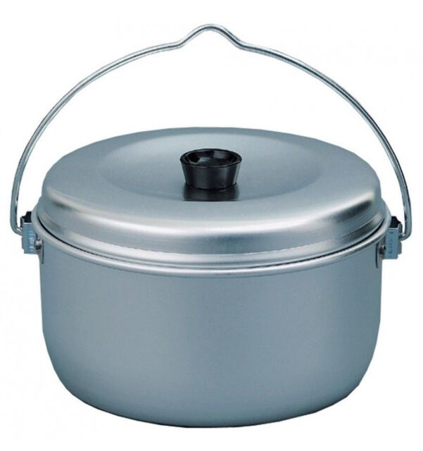 Trangia 2.5 Litre Billy Can Cooking Pot with Lid