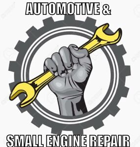 Automotive and Small Eng Repair
