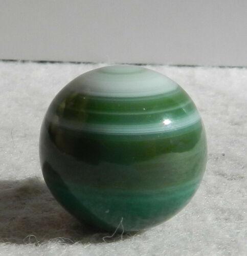 #11202m Vintage Handmade Dyed Green Bull