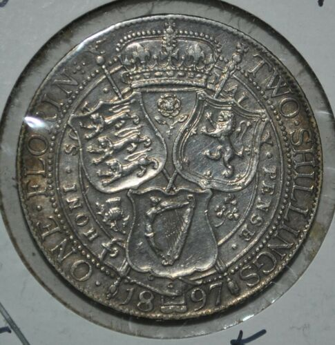 Great Britain Florin 1897 (6173)