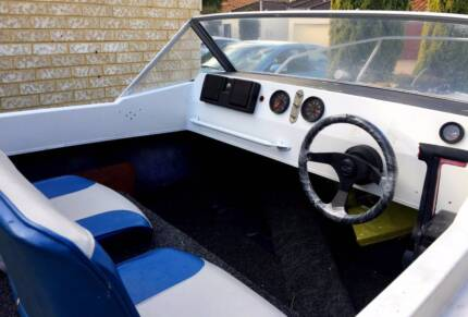60hp Runabout - Sell or Swap Motorcycle or 4WD