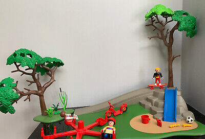 playmobil play park