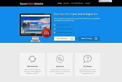 Start Selling Your Own Wordpress Travel Website Make Big Money 100 Profit