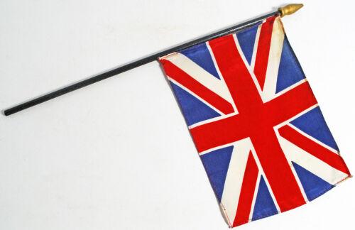 Vintage Table Flag United Kingdom Great Britain