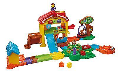 VTech BabyTip Tap Tier Bauernhof Spielzeugfiguren Spielwelten Tiere Kinderspiel