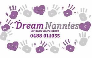 Dream Nannies - Nanny and Au Pair Recruitment Agency Brisbane City Brisbane North West Preview