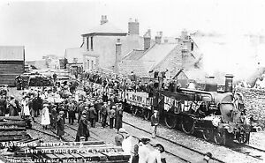 Watchet Railway Station Photo. West Somerset Mineral Railway