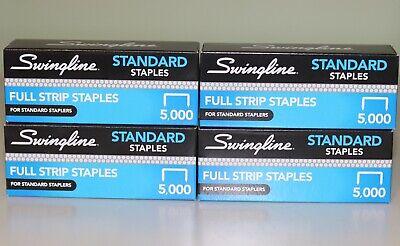 Swingline Standard Staples 4