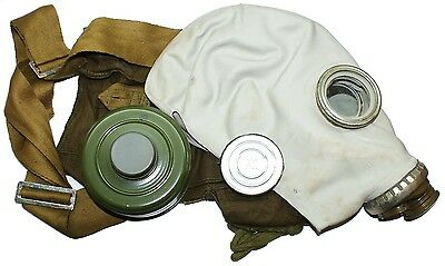 Russian Army Gp 5 Gas Mask Choice Of Size   Optional 40Mm Military Nbc Filter