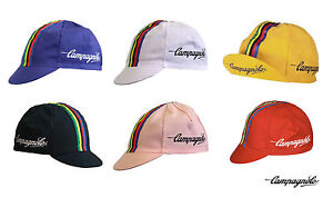 Campagnolo-Cotton-Cycling-Cap-All-Colours-One-size-fits-all
