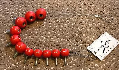 Thread Detective Thread Identifier Tool-redhanging - Screw Sizing