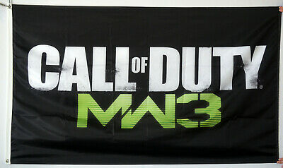 Call of Duty 3X5FT Flag banner Man Cave Decor 5 Decor Banner