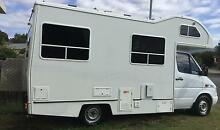 MERCEDES MOTORHOME 2001 - Drives beautifully, very tidy. Margate Kingborough Area Preview