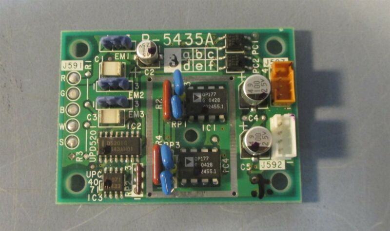 Ishida P-5435A PCB Printed Circuit Board Assembly New