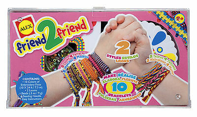 Alex Toys Friend To Friend Creative Bracelet Kit - BRAND NEW