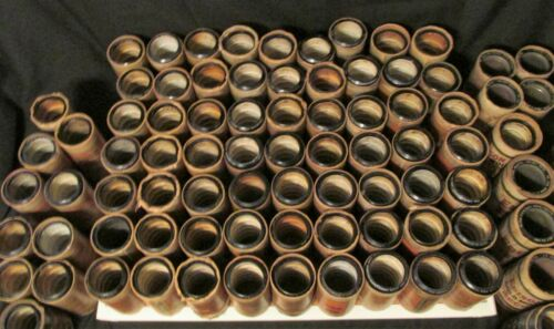 LOT of 92 Edison Amberol Blue and Oxford Cylinder Records, Preowned, Excellent!