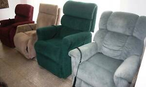 Small, Medium and Large Electric Recliner Lift Chairs Perth Perth City Area Preview