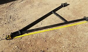RV  motorhome Tow Bar for car light truck 62 inches
