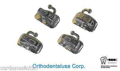 40 Roth Buccal Single Tube Slot .022 1st Molar For Bonding Mesh Base