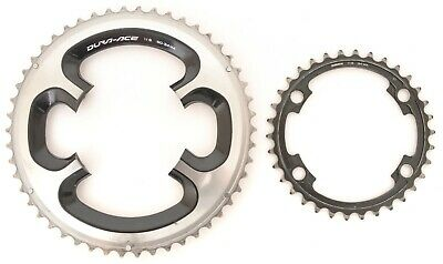 Shimano FC-9000 Dura-Ace 39T MD Small Chainring Road Crank 4-Bolt 11Spd 110BCD