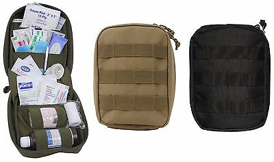 Rothco Tactical 40 Piece First Aid Kit   8  Molle General Purpose Emergency Kits