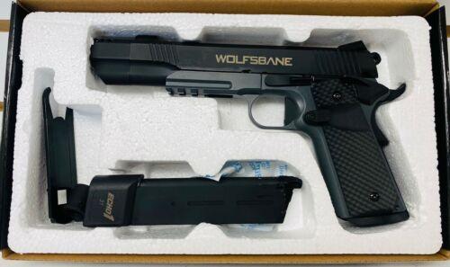 Echo1 Wolfsbane Airsoft Pistol Green Gas
