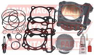 Suzuki LTZ 400 434cc Big Bore Cylinder Piston Gasket Top End Kit 2003-2014