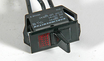 Lighted Toggle Switch -