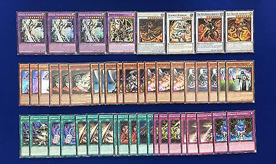 YuGiOh Complete Buster Blader Destroyer Swordsman Destruction Sword Dragon Deck